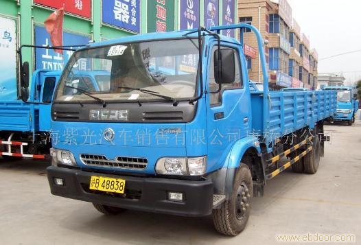 上海东风卡车专卖_冷藏车价格