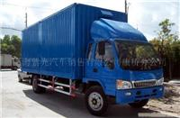 上海江淮欧3厢式货车专卖