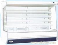 加厚型分体式立式风幕柜