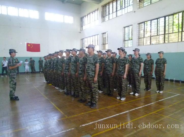 上海西点军事训练营新员工入职培训洗手间里的晚宴