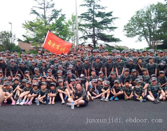 上海西點軍事拓展冬令營軍事訓練冬令營全球卓越兒童的選擇