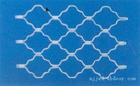 南京不锈钢网格门