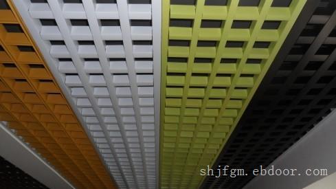 铝格栅厂家/上海铝格栅专卖/上海铝格栅批发