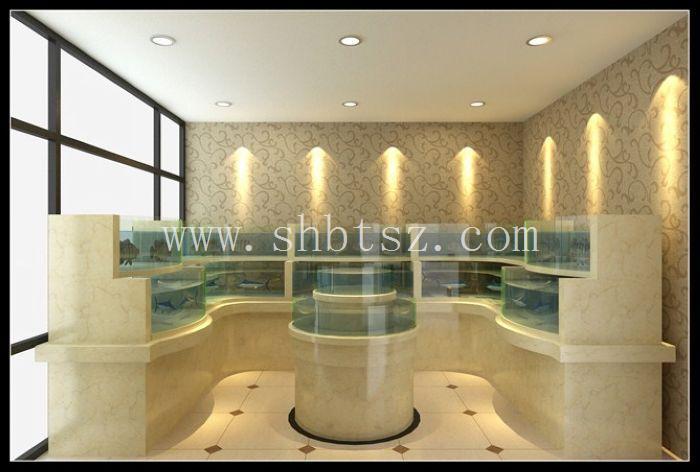 上海海鲜缸、上海海鲜缸价格、上海海鲜缸订做、上海海鲜缸厂家