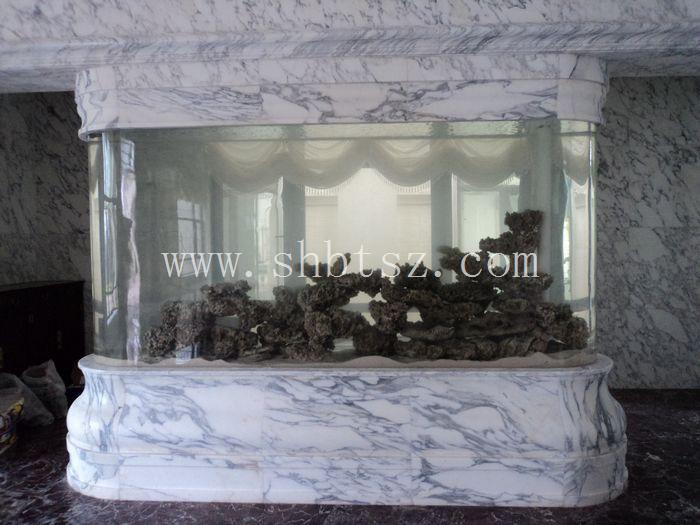 鱼缸订做/定做鱼缸/上海鱼缸制作公司/上海制作鱼缸厂家