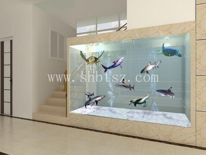 鱼缸定做/上海鱼缸定做公司/上海亚克力鱼缸专卖