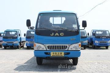 江淮 帅铃轻卡 109马力 4X2 载货车