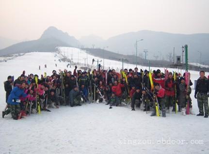 山西励志冬令营