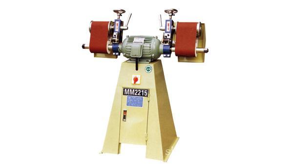 双头海绵轮砂光机MM2215/双头海绵轮砂光机价格