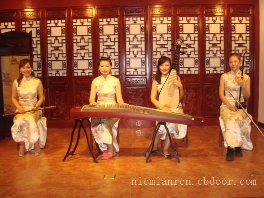 上海古筝表演_相关信息图片