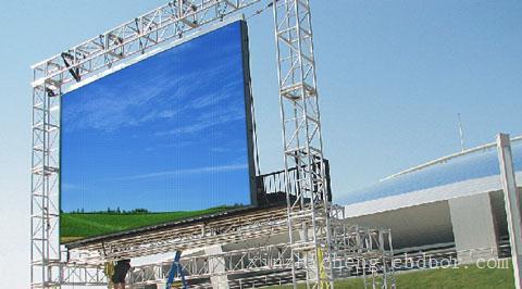 上海广告公司/上海灯光工程/led显示屏