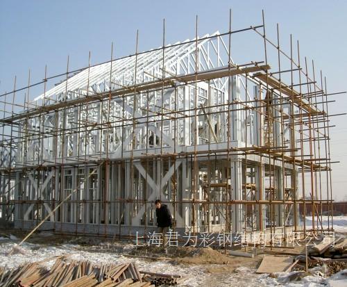 上海钢结构安装哪家好_上海钢结构公司_上海轻钢结构公司_上海钢结构