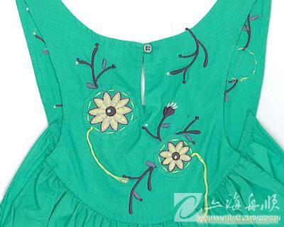 鳄鱼手工制作衣服