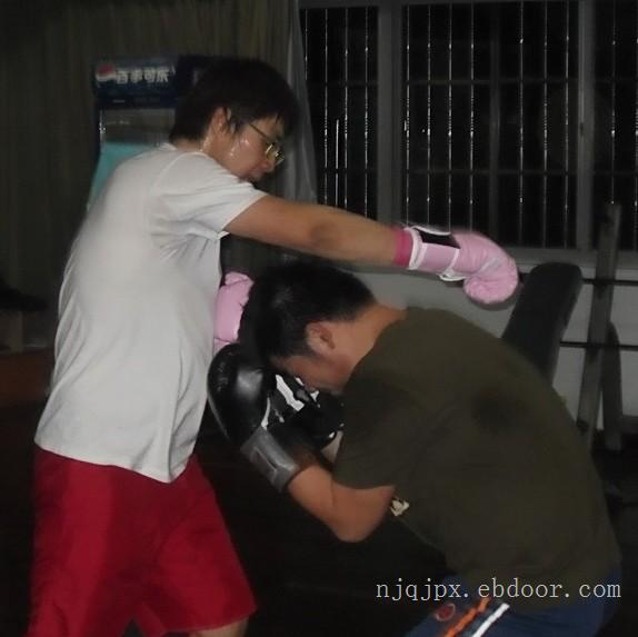 南京拳击培训机构