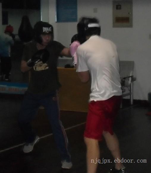 南京市拳击学习班