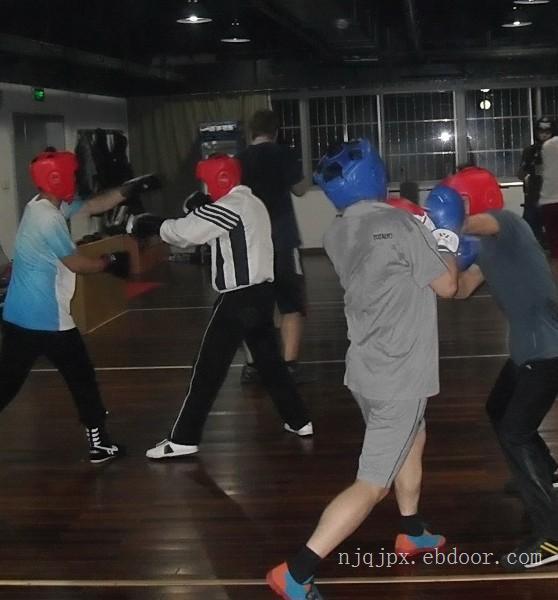 长盛拳击馆开设课程