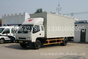 上海冷藏车销售_上海江铃汽车