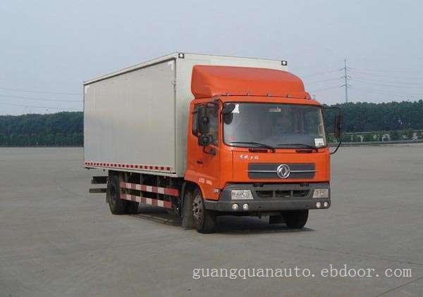 东风卡车专卖/上海广泉卡车专卖/上海东风翼开启厢式车