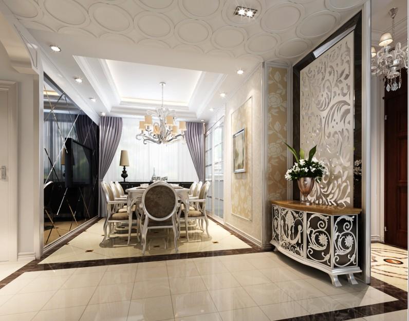 上海浦现代室内设计_上海装饰设计公司