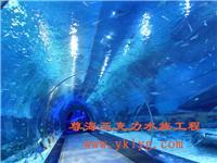 松江鱼缸定做-上海亚克力鱼缸厂家