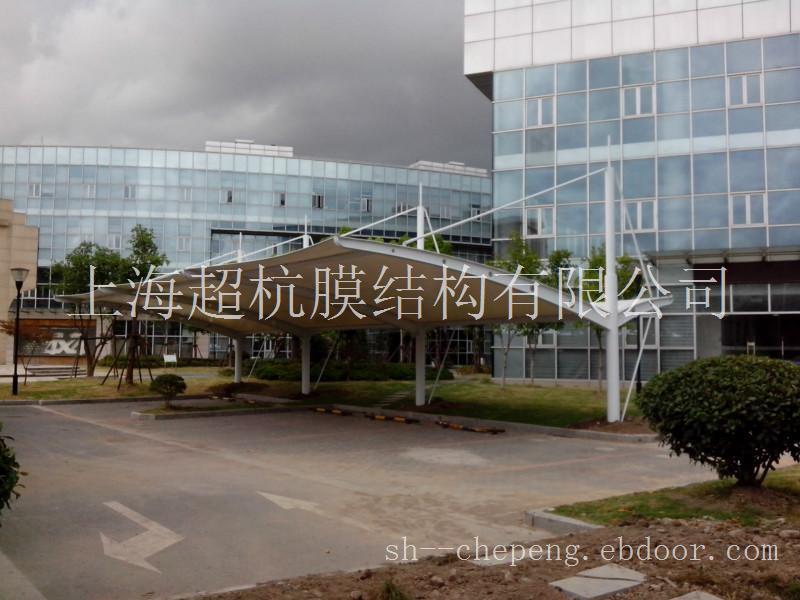 上海自行车棚价格 上海车棚 上海车棚设计 上海车棚厂家