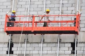 上海高空作业吊篮_高空作业吊篮