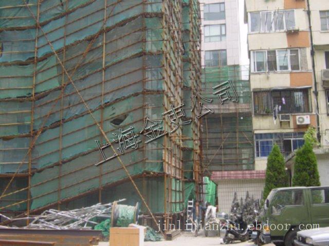 上海搭脚手架的公司-上海金吏建筑