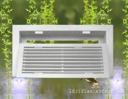 商务空调风口移位/风口制作与安装