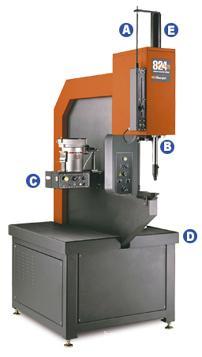 哈格压铆机C-824PLUS-H厂家,C-824PLUS-H价格,C-824PLUS-H供应商