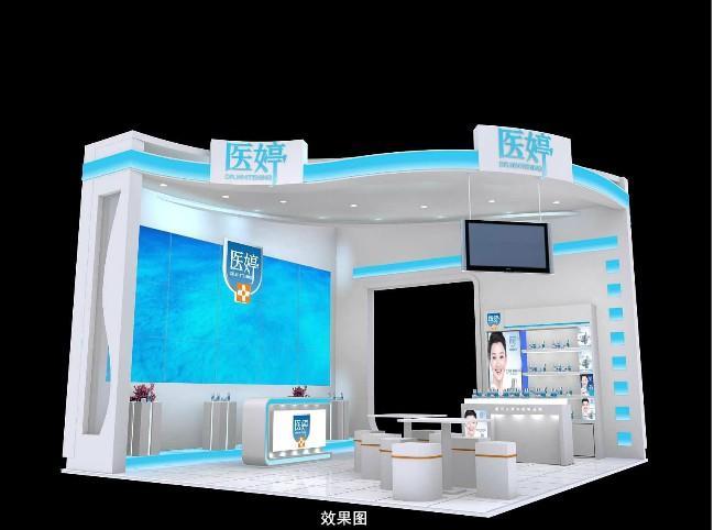 上海展台搭建公司;上海展览设计搭建