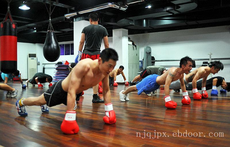 南京青少年拳击培训馆