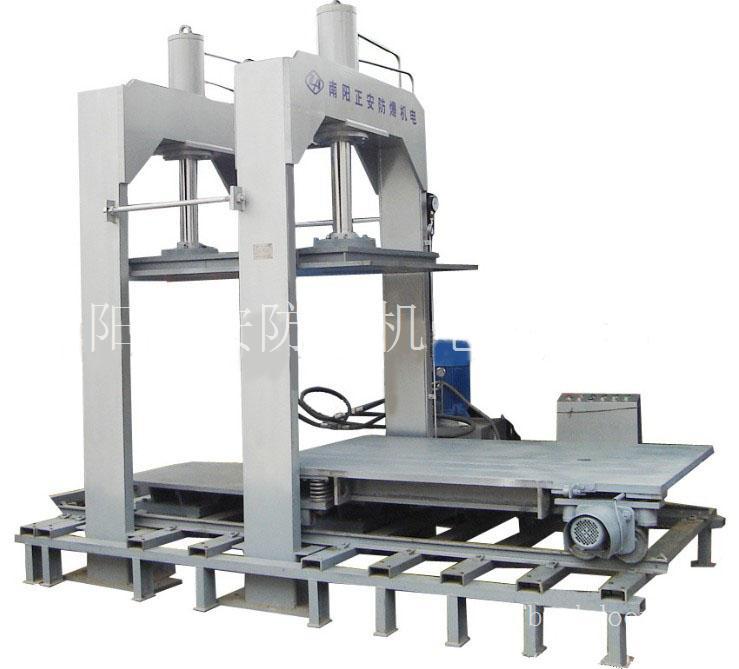 专业生产 双龙门 隔爆外壳水压试验机