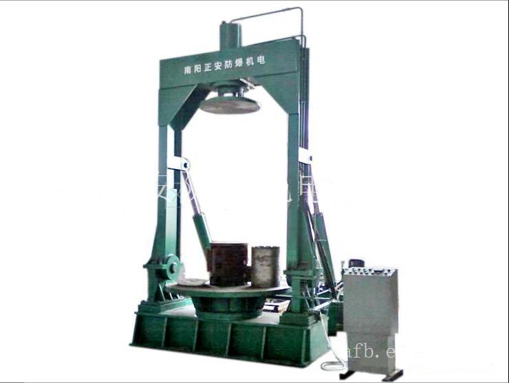 供应隔爆外壳水压试验机 龙门式大水压机 非标设备