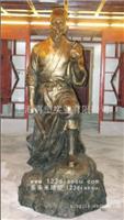 玻璃钢李时珍雕像现货__砂岩雕塑厂