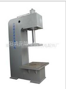 供应非标设备 量身定做的隔爆外壳水压试验机