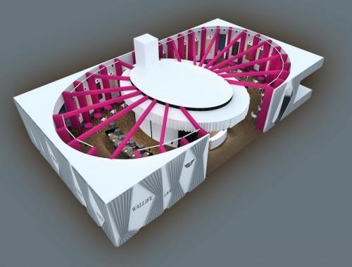 上海展览展示设计_上海展台设计搭建_上海会展设计公司