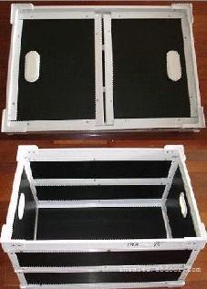 普通折叠周转箱/上海中空板/上海中空板供应