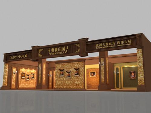 上海展台设计搭建/上海展厅设计服务公司