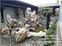别墅花园鱼池施工养护,泰州水族公司
