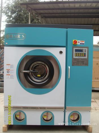 布莱尔四氯乙烯干洗机