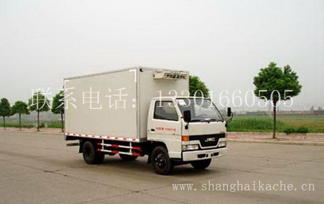 江铃顺达冷藏车-上海冷藏车销售