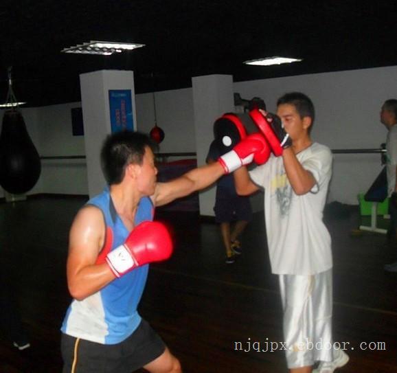南京正规的拳击培训中心