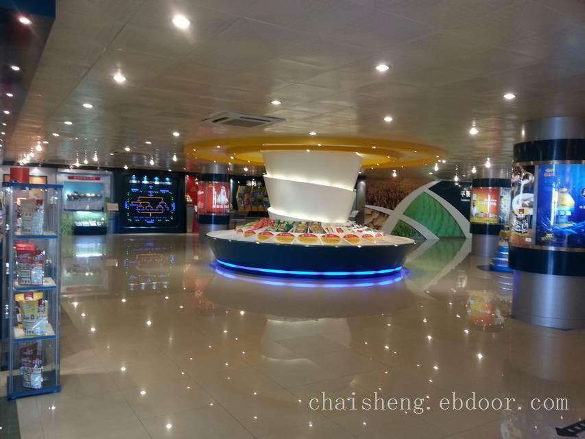 上海展厅装修设计/上海装潢公司