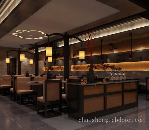 上海饭店装修装潢公司/上海柴生装潢公司
