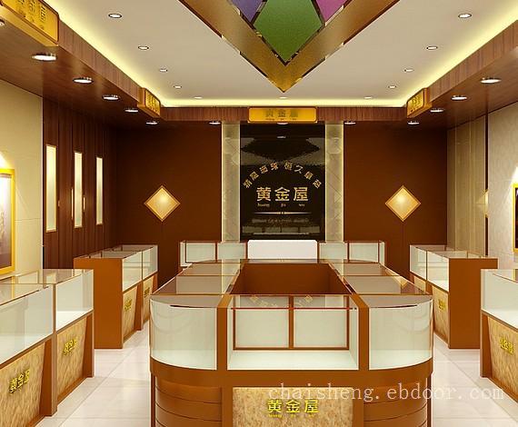 上海珠宝店面装潢