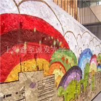 幼儿园彩绘墙/学校围墙画/早教机构彩绘