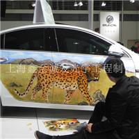 汽车彩绘/车体手绘画/佛像彩绘墙/宗教彩绘/特殊场所墙绘