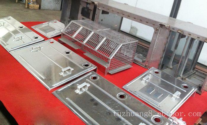 轨道列车专用电气箱