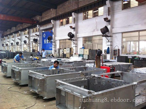 上海涂装公司厂区车间概况10