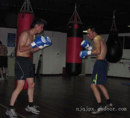 南京专业拳击训练课程